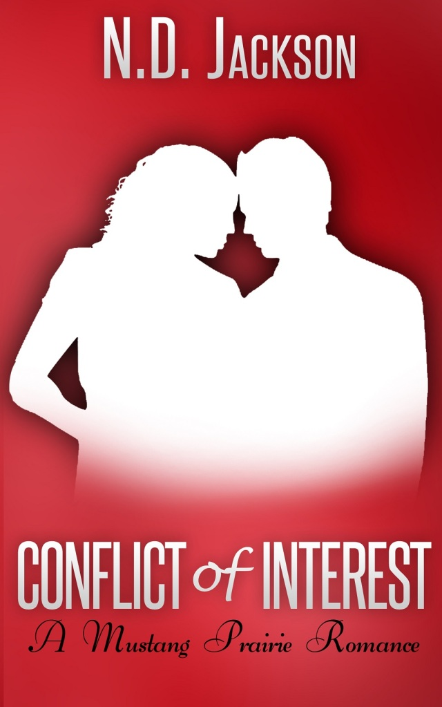 conflict of interest_mustang prairie romance