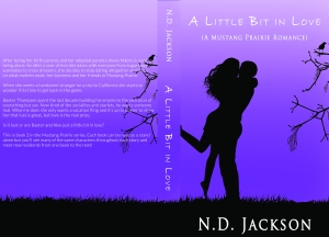 A Little Bit In Love_createspace