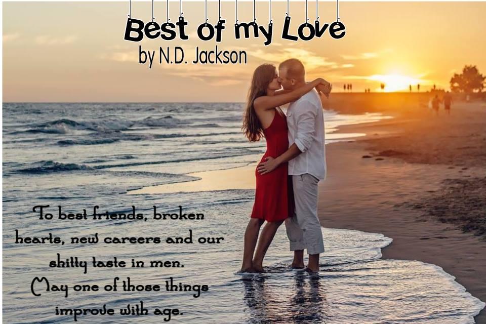 U got the best of my love