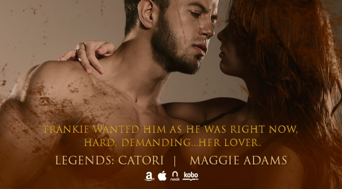 RELEASE TOUR! –> LEGENDS: CATORI by Maggie Adams