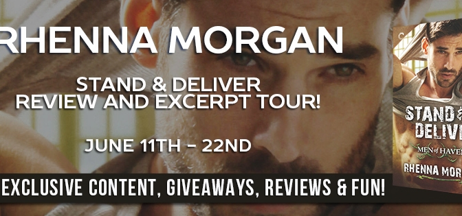 BLOG TOUR!!! ~ STAND & DELIVER by Rhenna Morgan