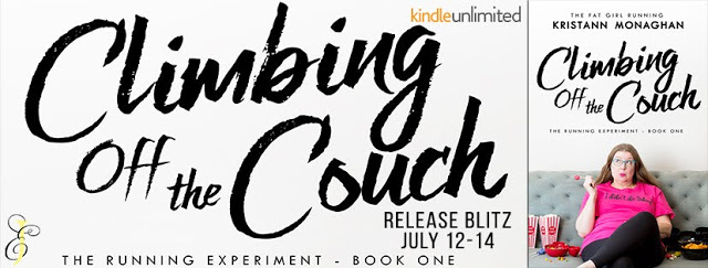 NEW RELEASE!!! ~ Climbing Off the Couch by Kristann Monaghan