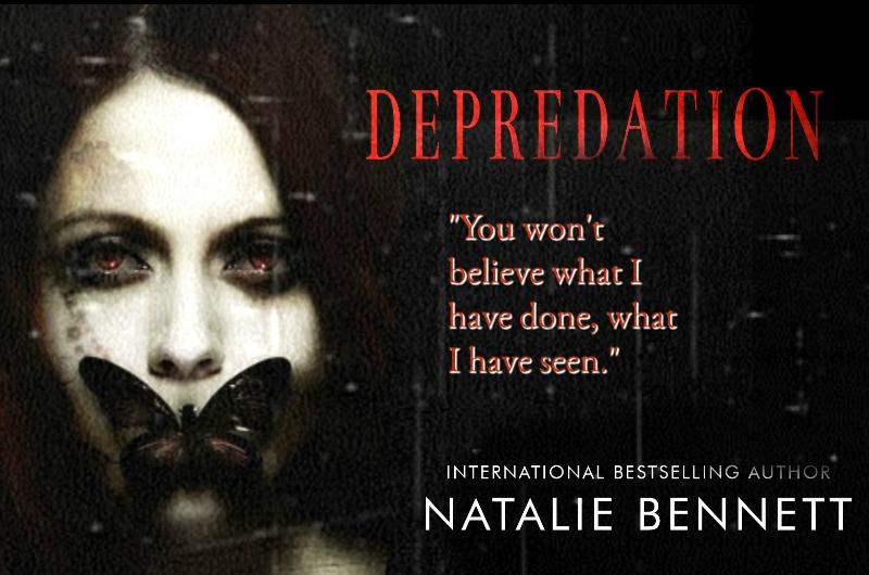 NEW RELEASE!!! ~ Depredation by Natalie Bennett | Natasha's Book Nook